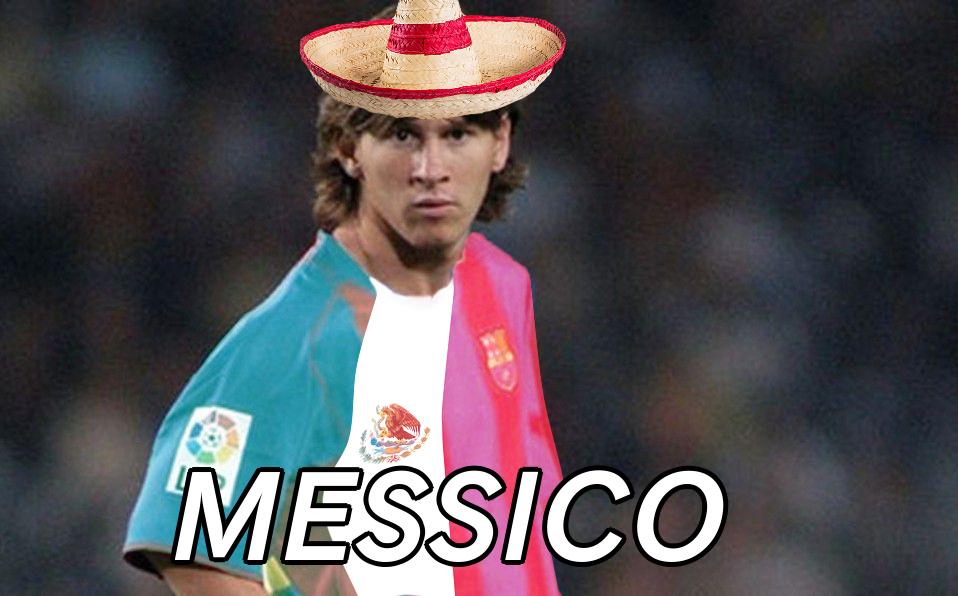 MESSICO - meme