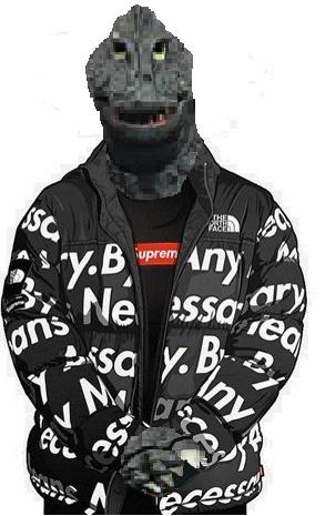 Godzilla Drip - meme