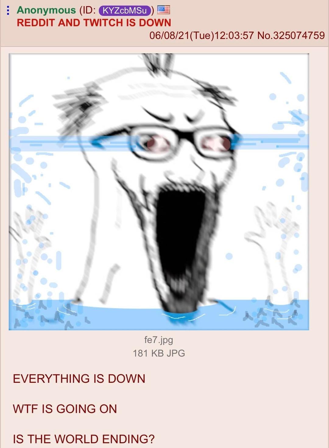 Anyone hear what happened? - meme