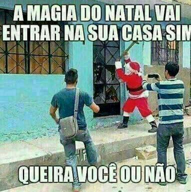 Eis o ntal no brasil - meme