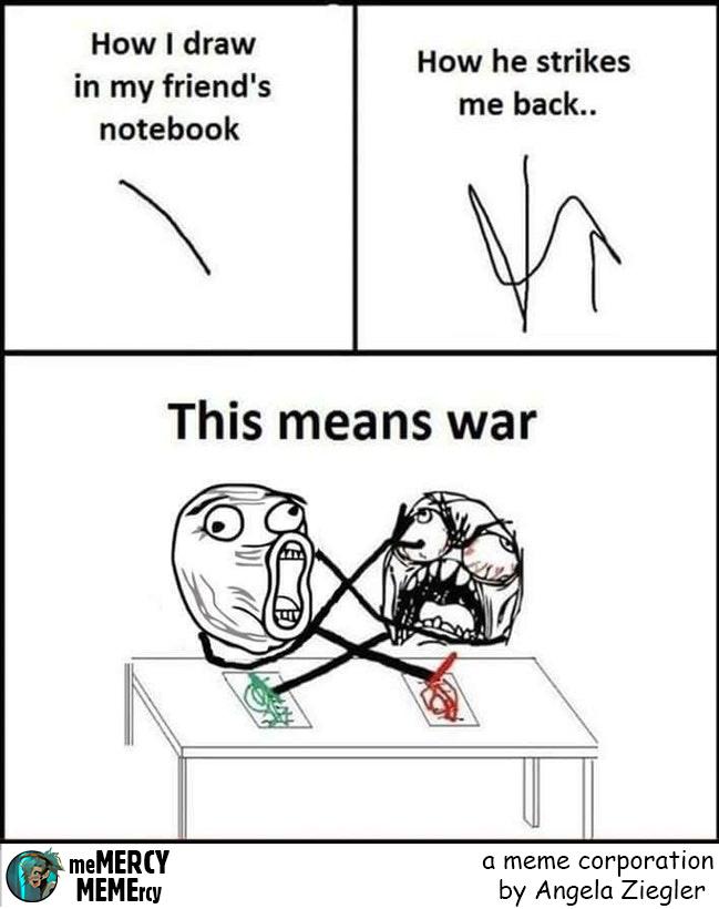 School Memories - meme