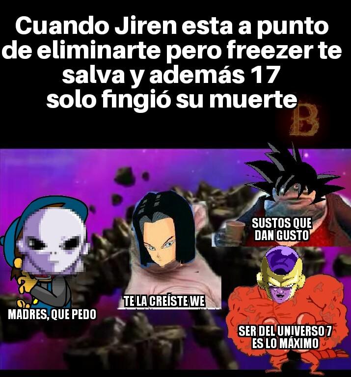 Este universo 7... - meme