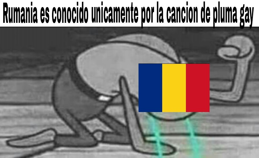 El titulo se fue a rumania - meme