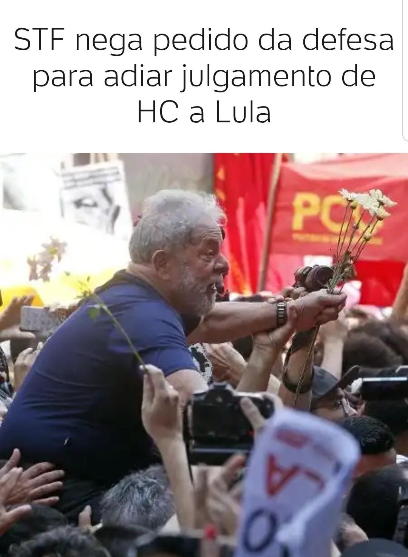 Titio lulindo teve se HC negado - meme