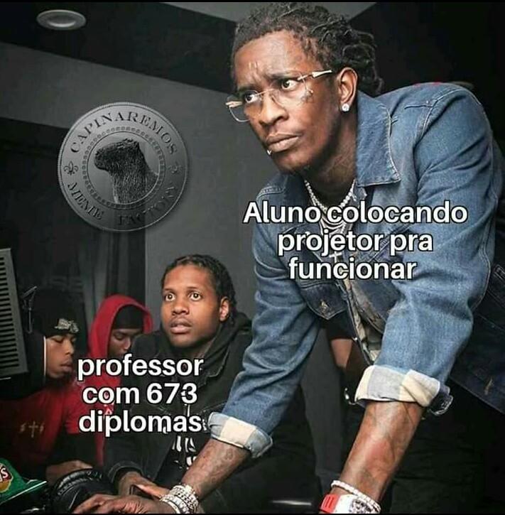 :-\ - meme