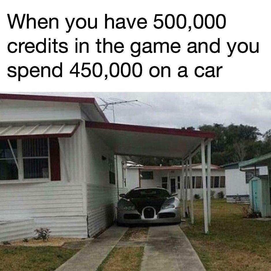 Nigga rich, amiright? - meme
