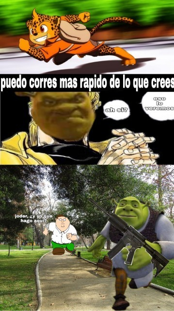 QUEREMOS UN HEROE:allthethings: - meme