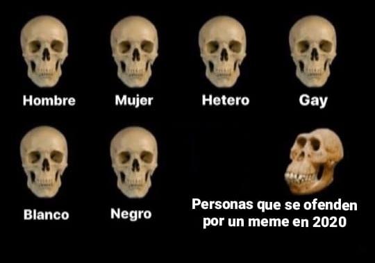 Yo no me ofende - meme