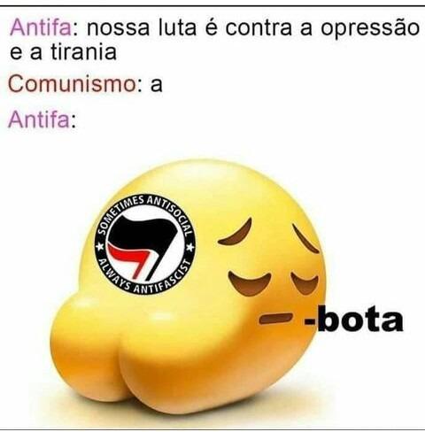Antifas - meme