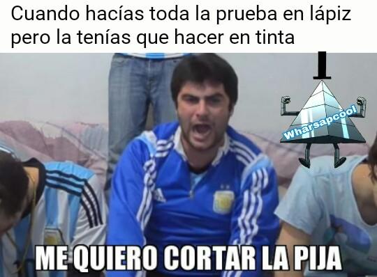 Argentina boludos - meme