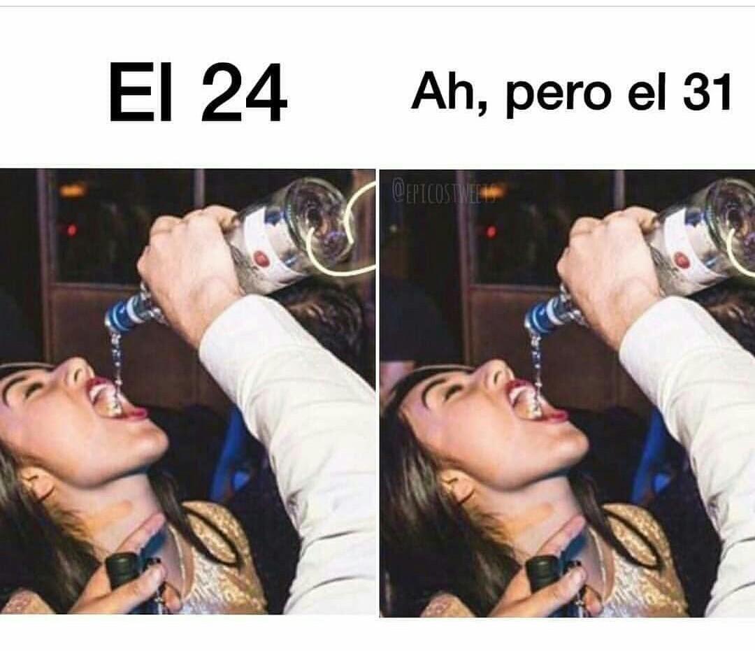Alcoholicos xdxd - meme