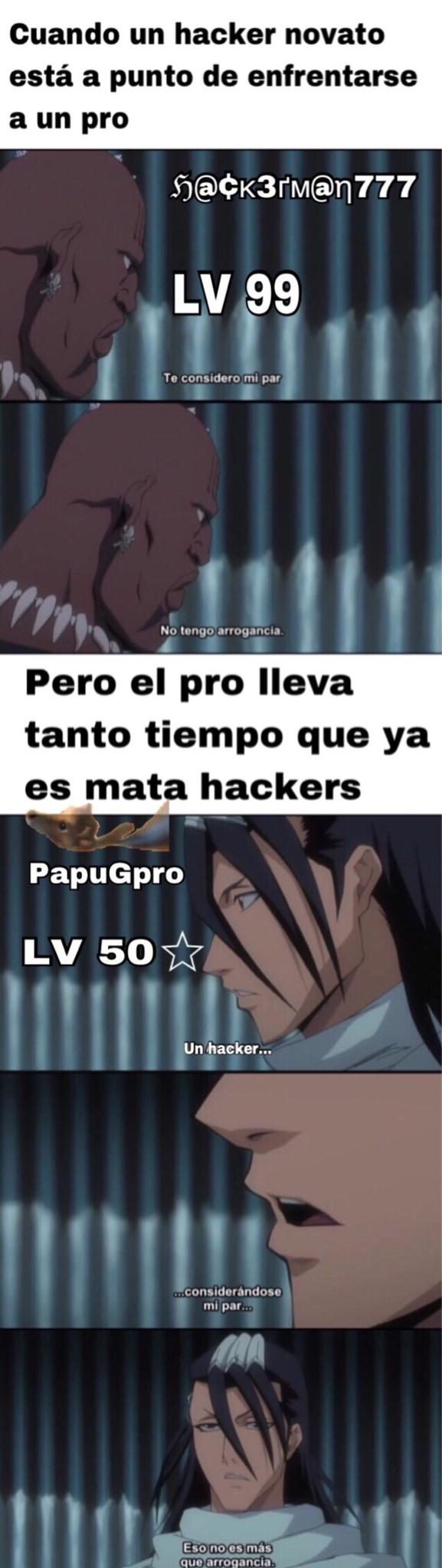 créditos a papugpro - meme