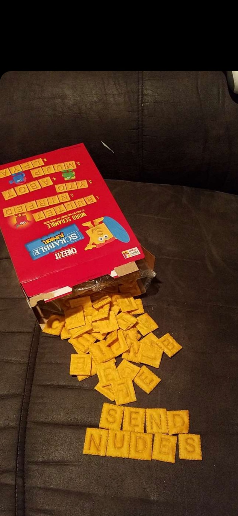 oh no I spilled my cheeze its - meme