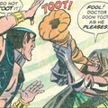 Doctor Doom does as he pleases