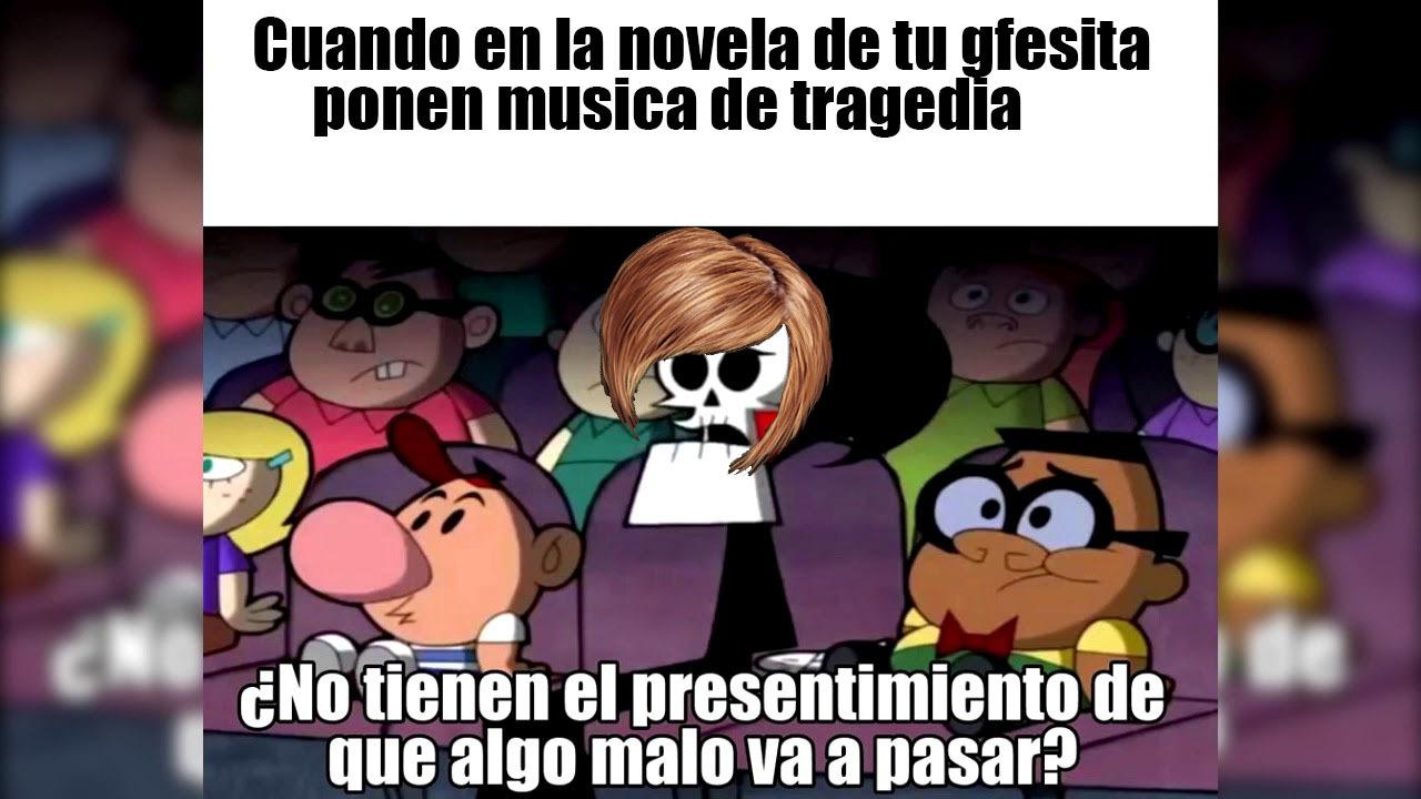 La rosa de guadalupe xdxDxd - meme