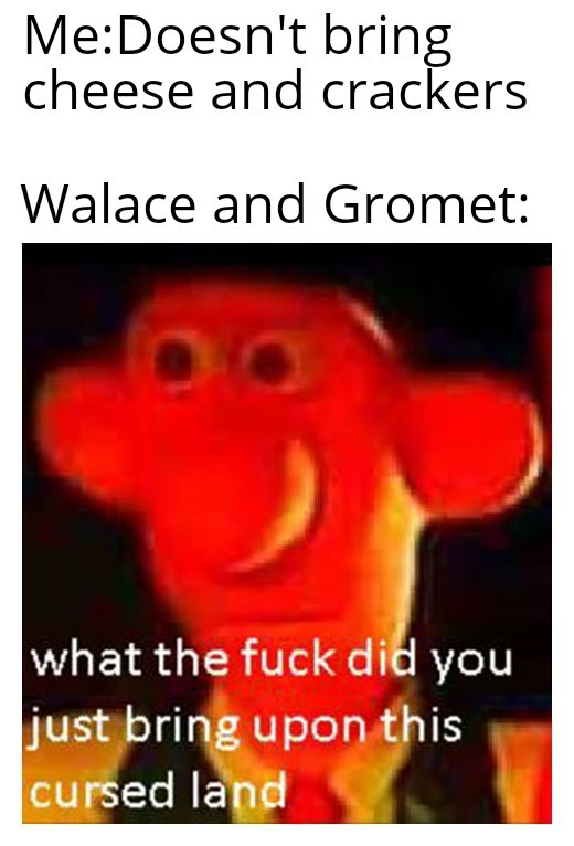 Wallace and Gromit - meme