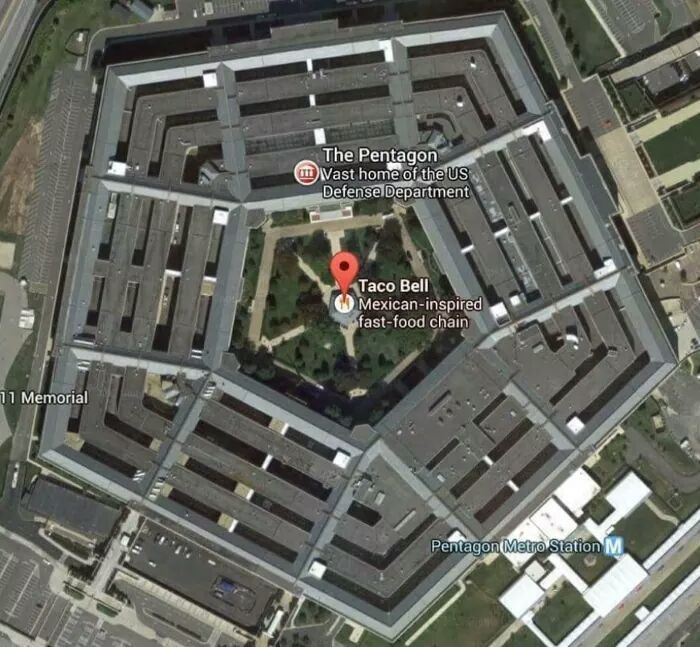 Les mexicains au Pentagone ! - meme