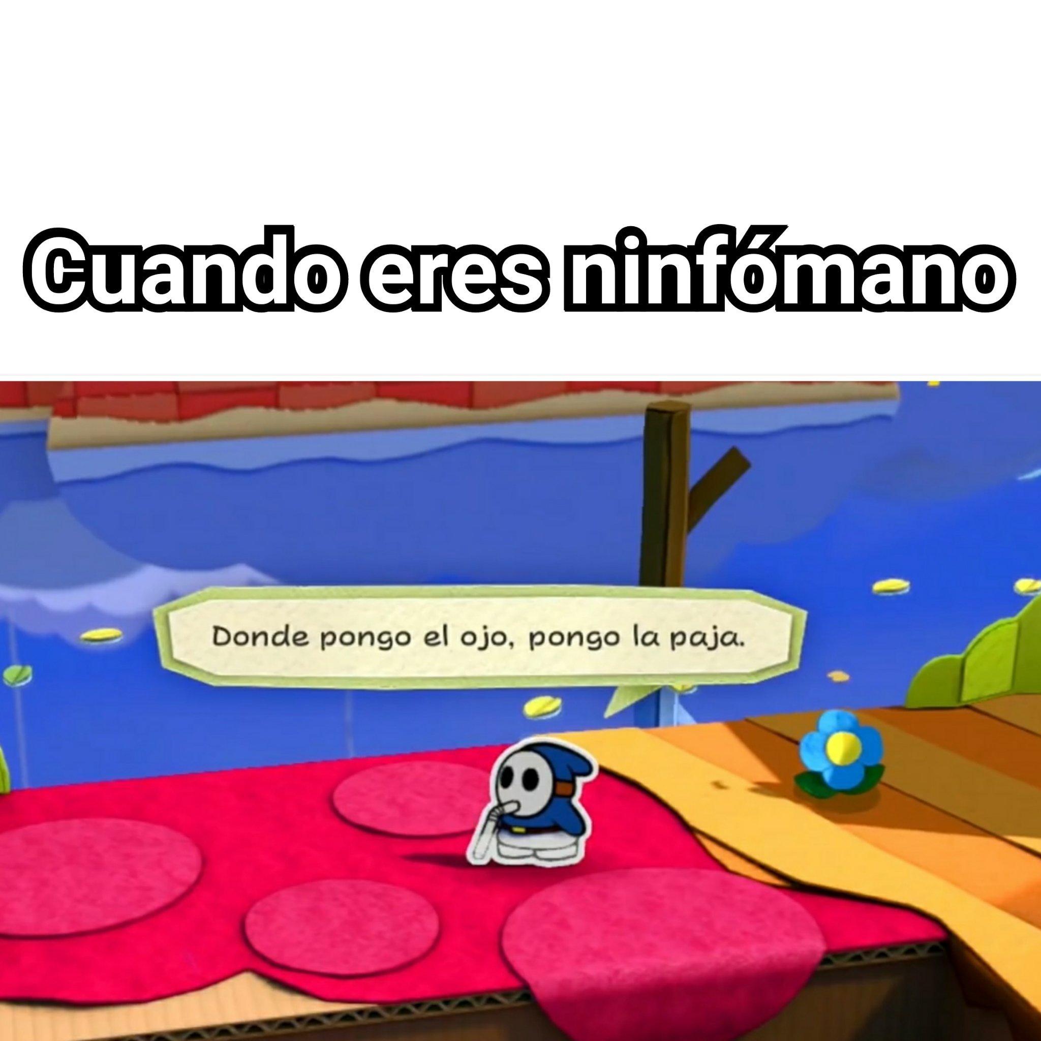Paper Mario? - meme