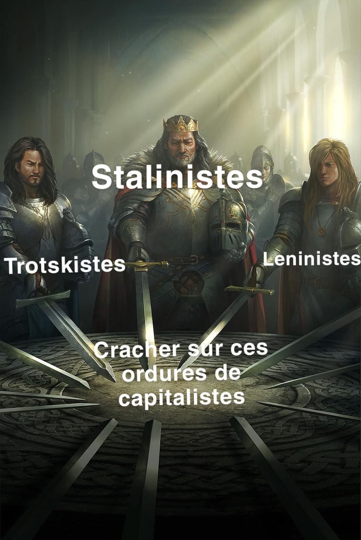 COMMUNISME - meme
