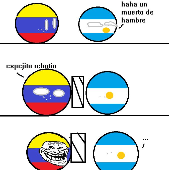 venezuela troll - meme