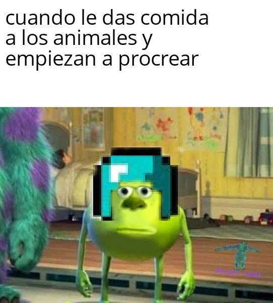 Mainkraft - meme