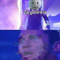 Zé gotinha x Corona vírus