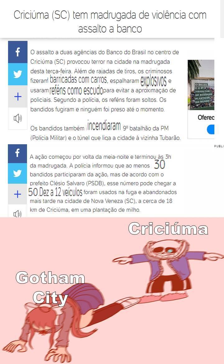 """This is Brazil"" ( link da notícia completa nas tags ) - meme"
