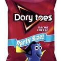 I love dem dory toes