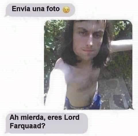 Lord farquaad. - meme