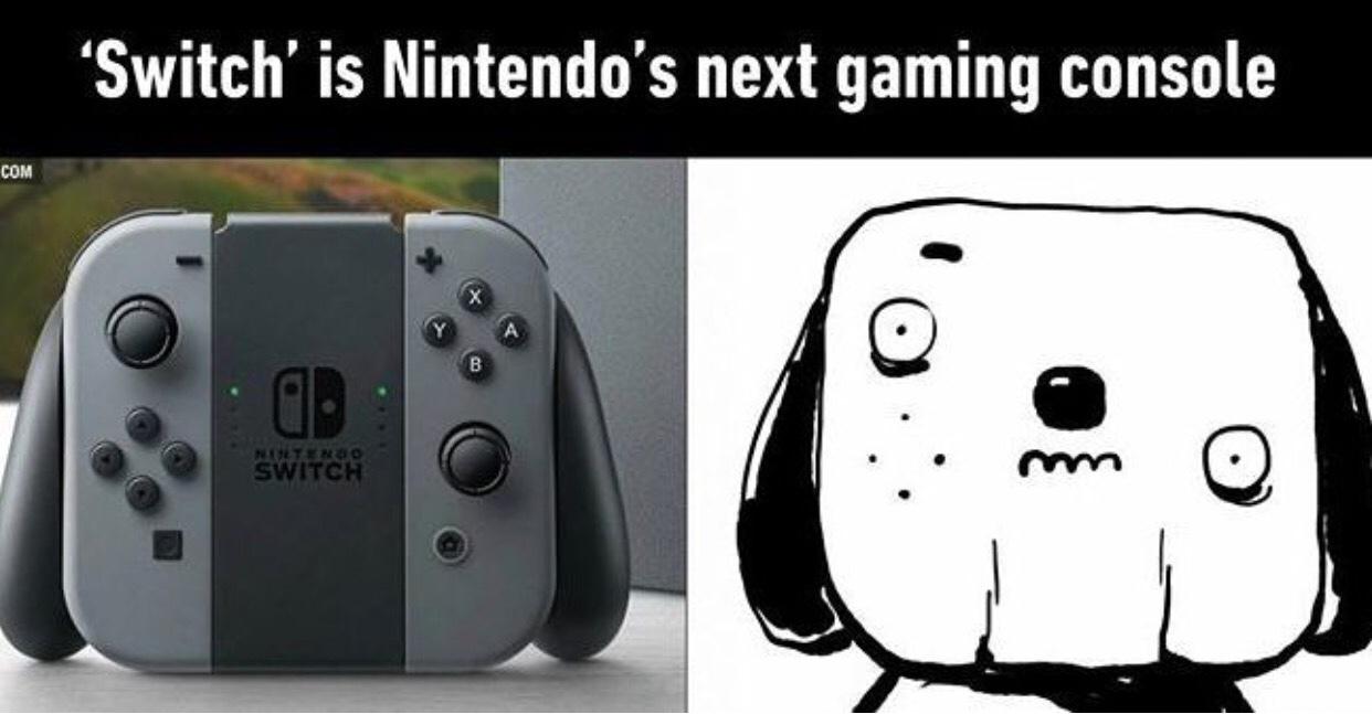 Nintendog - meme