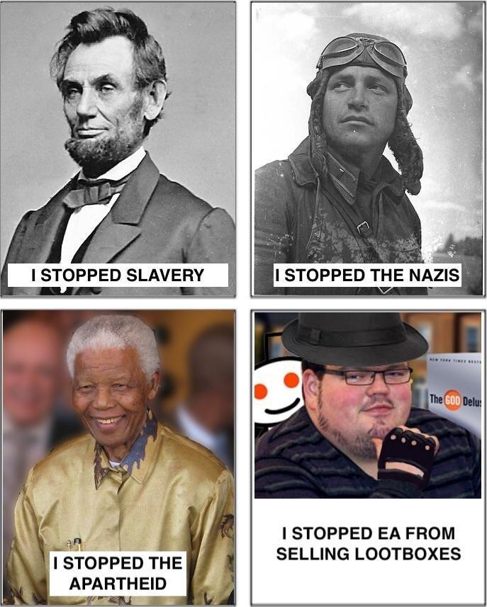 Fuck EA - meme