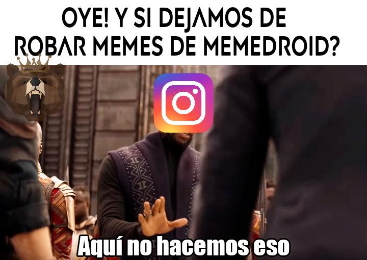 Cada instagrammer de siempre - meme
