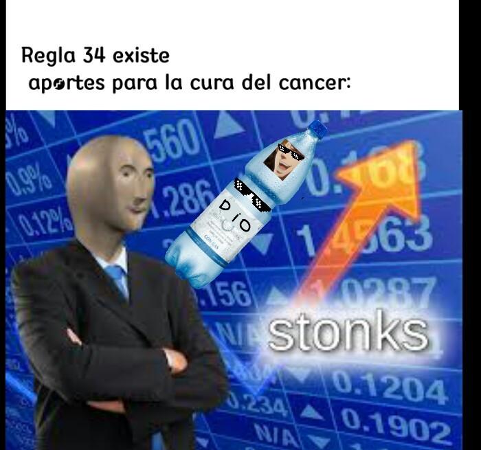 Stomks - meme