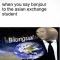 bilungual