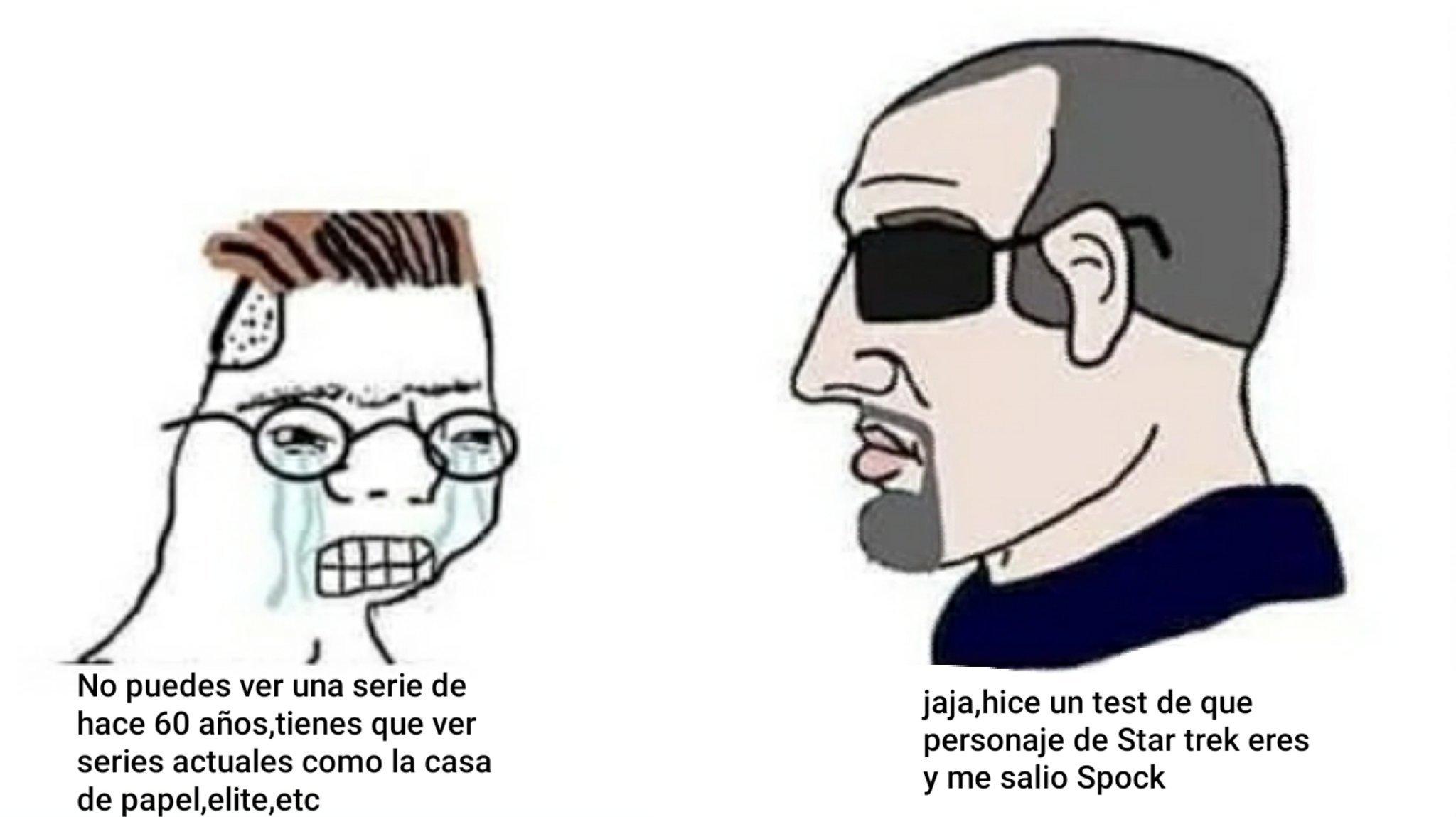 Star trek - meme