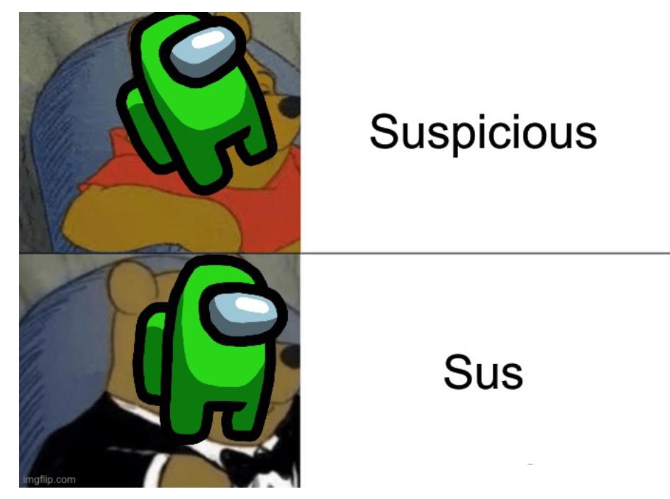 The true way to speak - meme