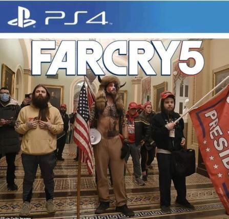 Farcry 5 : edition capitole - meme