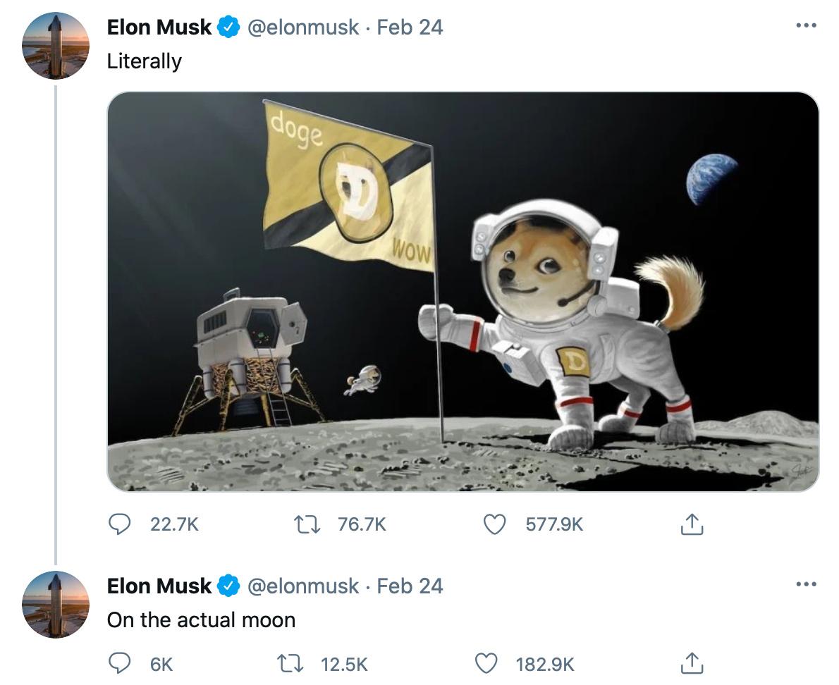 en la luna - meme