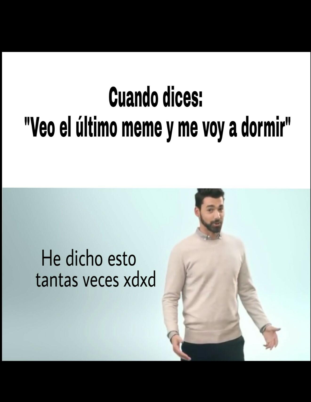 Problemas de vicios xd - meme
