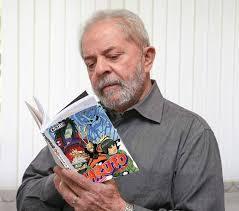 Lula, o ninja dos 9 dedos - meme