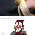 Banana knive
