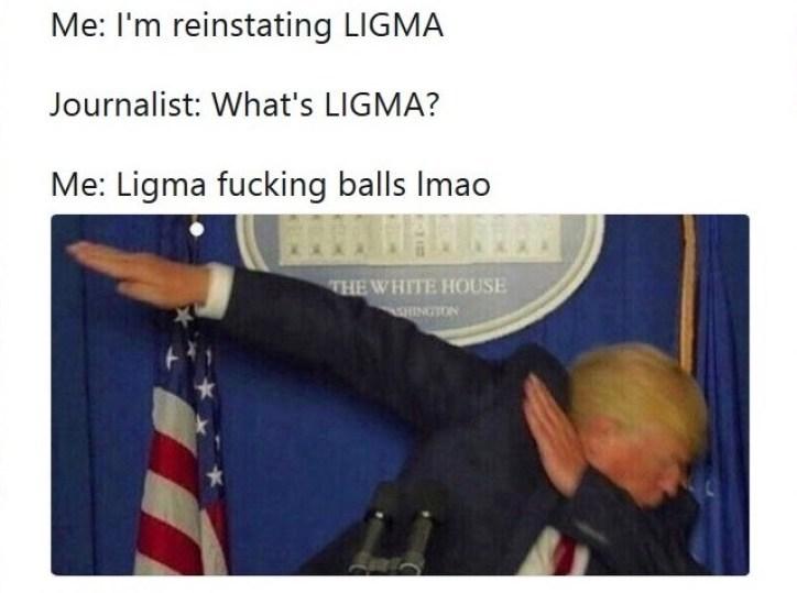 ligma - meme