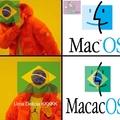 Computador do MacacOS