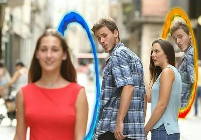 Los portales son lo máximo! - meme