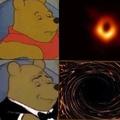 quantos memes do buraco negro eu enviei?