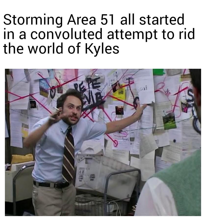 Genius Conspiracy - meme