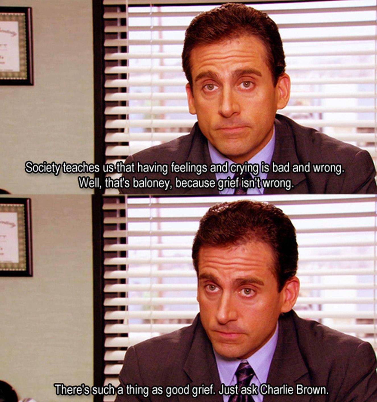 Ah, Michael. - meme