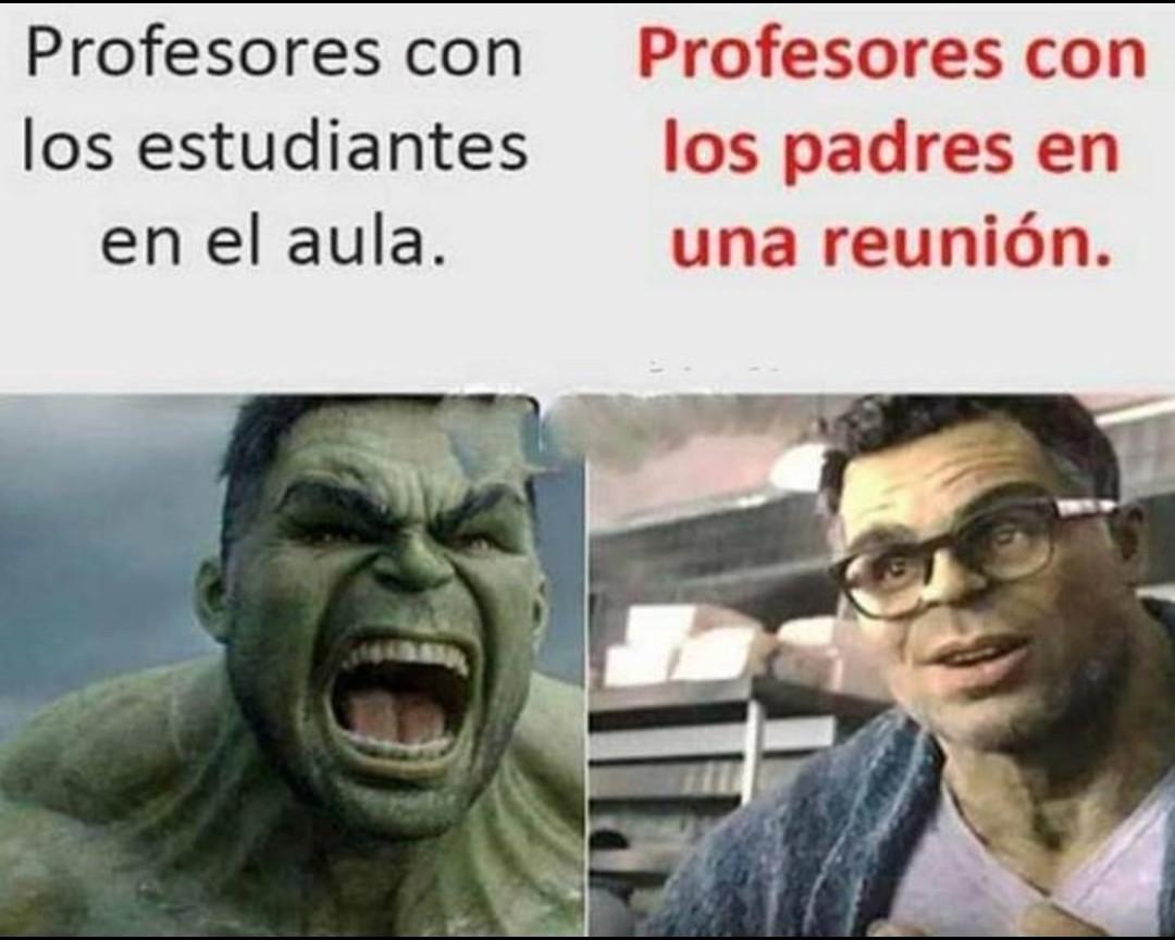 The Hulk - meme