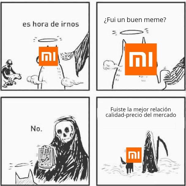 Xiaomi - meme