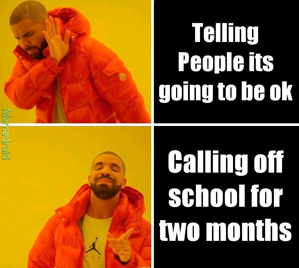 Called off - meme